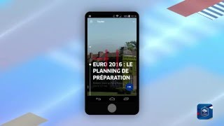 Video Youtube de Equipe de France de Football