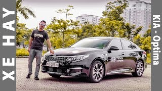 Đánh giá chi tiết ưu nhược điểm xe KIA Optima/K5 tại Việt NamThanks Insurance Institute for Highway Safety (http://www.iihs.org/) for the Crash test video of Kia OptimaFanpage: http://facebook.com/xehayFacebook HÙNG LÂM: https://web.facebook.com/tonypham.xehayChương trình XE HAY phát sóng duy nhất trên kênh FBNC vào lúc:21h00 CHỦ NHẬT hàng tuần (phát chính)Thứ 2: 18h30Thứ 3, 6: 21h30Thứ 4, 5: 17h30Thứ 7: 18h00Liên hệ: noidung@xehay.vn