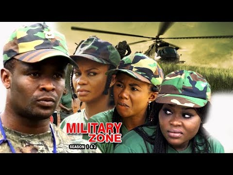 Military Zone Season 1 $ 2 - Zubby Micheal Latest Nollywood Movies 2017 | Family Movie