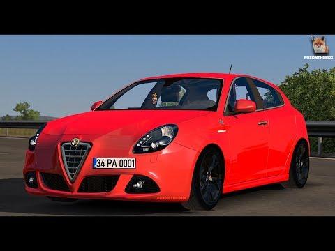 Alfa Romeo Giulietta Reedit v1.0