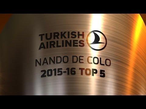 Nando De Colo Top 5 Plays