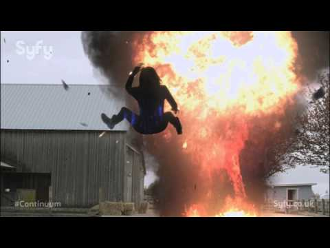 Continuum | Episode 9 | Gas Explosion