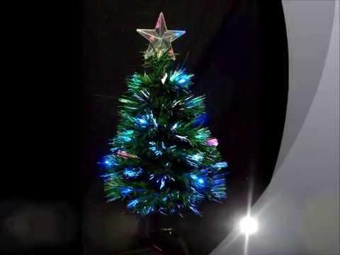 Новогодняя елка световод Искра, оптоволоконная елка, fiber optic Сhristmas tree n67797б, n67798.wmv - Смотреть онлайн самые попу