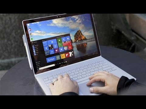 Surface Book Review: The Laptop Is the Future