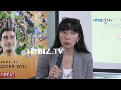 Mei Kwei Barker-British Council Scholarships India