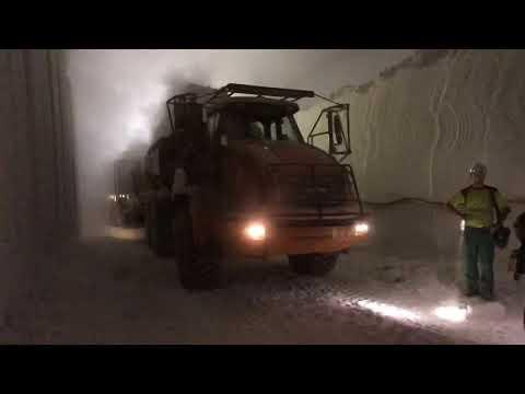 Wideo: G-55 oddział soli ZG Polkowice-Sieroszowice
