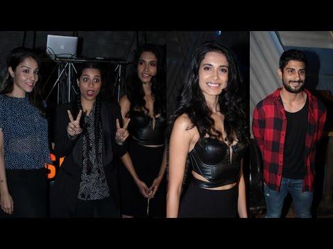 Prateik Babbar At Superwoman Lilly Singh Secret Party Tonight