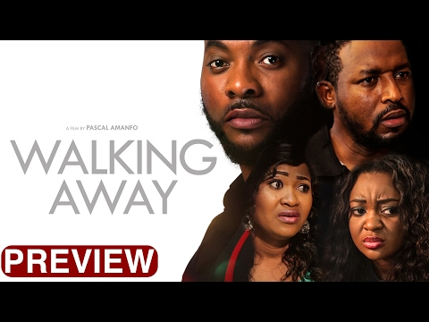 Walking Away - Latest 2017 Nigerian Nollywood Drama Movie (10 min preview)