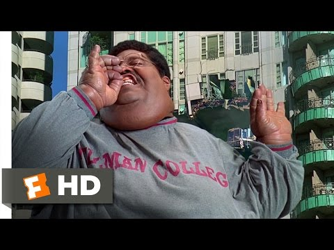 The Nutty Professor (6/12) Movie CLIP - He's Gonna Blow! (1996) HD (видео)