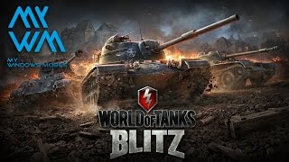 World of Tanks Blitz - Windows 10 Mobile gameplay Lumia 930 Subscribe for more