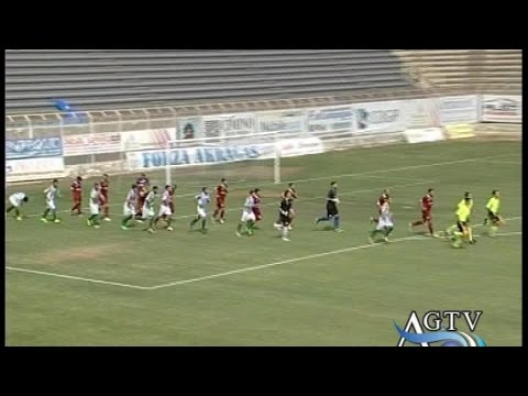 Highlights Akragas – Leonfortese