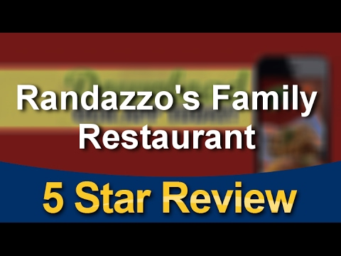 Randazzo's Family Restaurant Metairie Exceptional 5 Star Review by Timothy M.