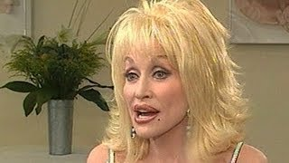 Dolly Parton on growing up and becoming a star