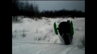 7. Arctic Cat Wheelie Z370