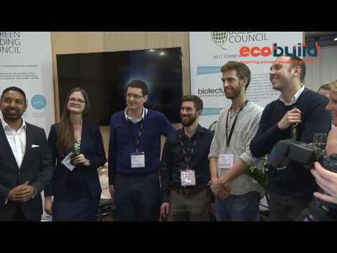 Ecobuild 2017: Rising Star Award