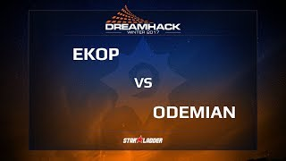 ek0p vs Odemian, game 1
