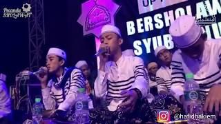Sholawat Syubbanul Muslimin Acara Tahun Baru 2018 Di Lapangan PJB Paiton | 31 Desember 2017