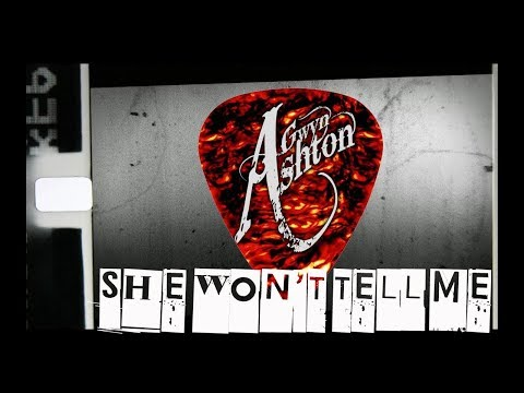 Gwyn Ashton - She Won't Tell Me - official Fab Tone Records video
