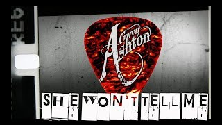 Video Gwyn Ashton - She Won't Tell Me - official Fab Tone Records vide