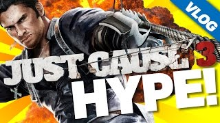 Just Cause 3: 5 Reasons To Get HYPED