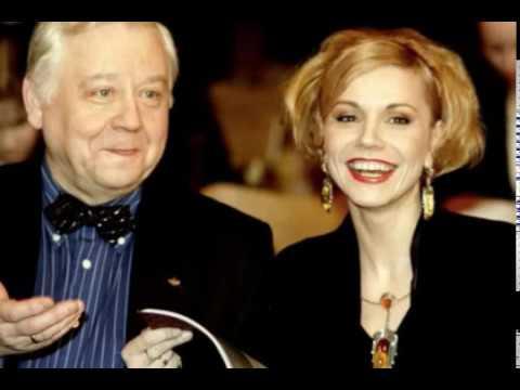 Уехала на черном Mercedes: Почему Красивая Жена Табакова оставила артиста