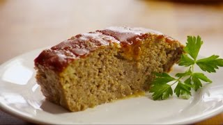 Meatloaf (bolo de carne americano)