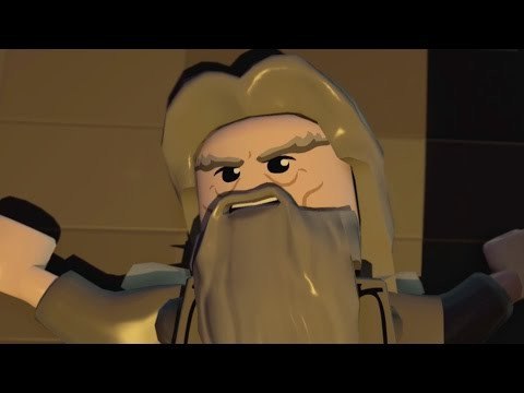 Lego The Hobbit - Sauron - Part 18