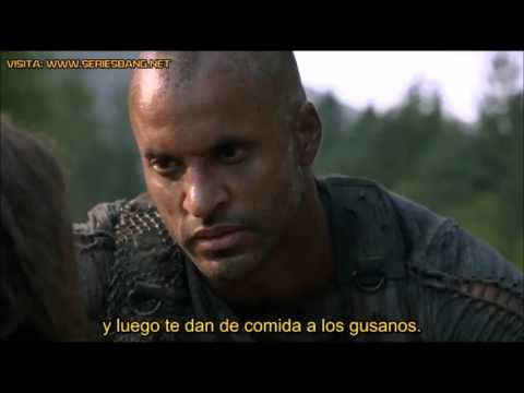 Lincoln and Octavia S2E1 (Subtitulado en español) The 100