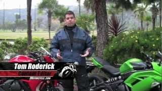 10. 2012 Kawasaki Ninja 650 Review