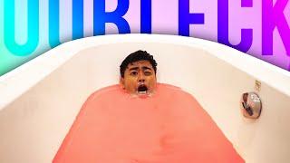 OOBLECK BATH CHALLENGE!