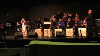 Spring 2015 North Park University Jazz Band performs under the direction of Dr. Joe Lill featuring undergraduate vocalist Christina Sawyer.
