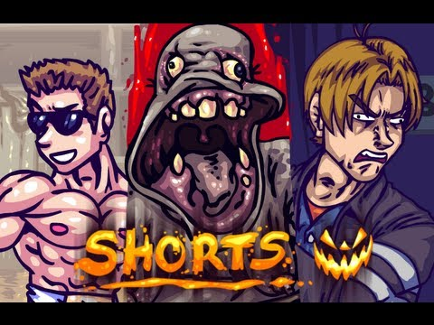 FAIL SHORTS; Darksiders, Resident Evil, Mortal Kombat, Amnesia ft. Pewdiepie