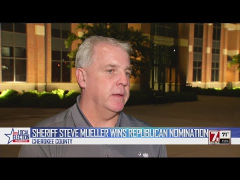 Mueller wins GOP nod for Cherokee Co. sheriff