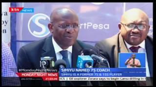 Monday Night News: Innocent Simiyu Appointed New Kenya 7s Coach, /10/2016