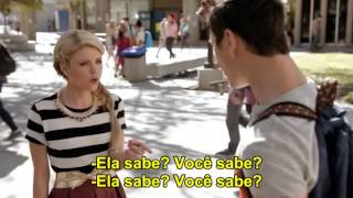 Faking It - S02E09 #Promo 1 [Legendado]All Rights Reserved MTV  Viacom