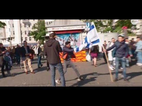 Erneuter Zwischenfall bei Pro-Kippa-Demonstration