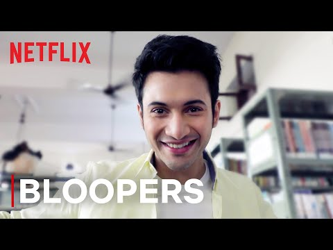 Mismatched: Bloopers | Prajakta Koli, Rohit Saraf | Netflix India