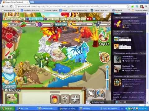 Como hacer el dragon puro en dragon city