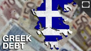 Subscribe! http://bitly.com/1iLOHml With about $400 billion in debt and a broken economy, Greece is in trouble. But, how did Greece end up with such a high ...