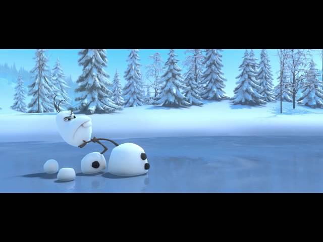 Anteprima Immagine Trailer Frozen-Il Regno di Ghiaccio