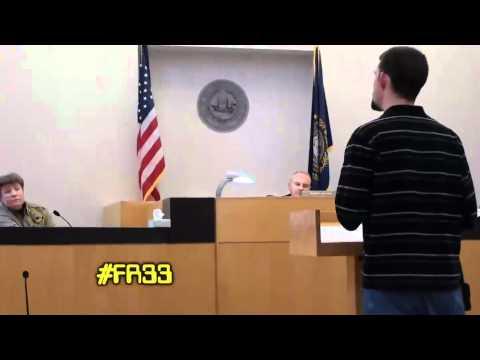 Ian Freeman Takes a 420 Ticket to Court