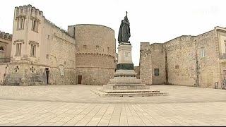 Otranto Italy  City new picture : Otranto (Lecce) - Borghi d'Italia (Tv2000)