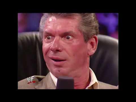 Vince McMahon Finds Jesus, Signs Him.