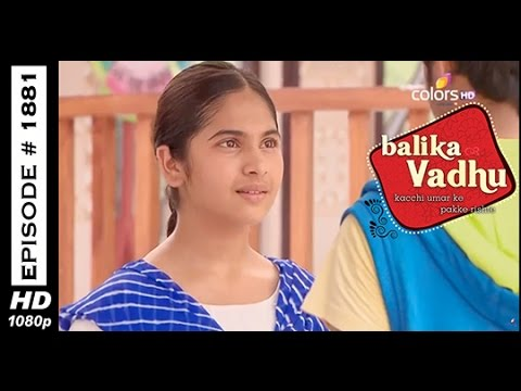Balika Vadhu [Precap Promo] 720p 1st May 2015