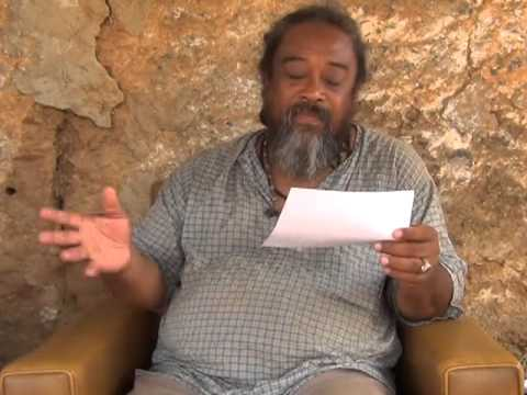Mooji Answers: Can You Help Me to Finally Recognize What I Am?