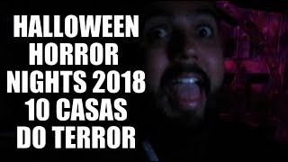 Halloween Horror Nights 2018 - Universal Studios Orlando