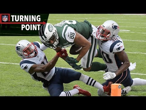 Video: Controversy Looms Large in Patriots vs. Jets (Week 6) | NFL Turning Point