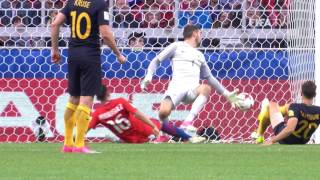 Watch highlights of the match between Chile and Australia from the FIFA Confederations Cup 2017 in Russia.