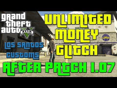 glitch - Patched last night guys, so sorry =[ Will find a new one soon. ▻Enjoy! Can we hit 669 likes for more GTA V gameplay!? ▻Follow me on Twitter: https://www.twi...