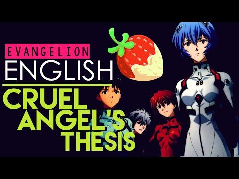 NEON GENESIS EVANGELION OP 1 - Cruel Angel Thesis (Violin